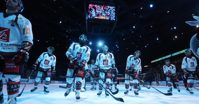LE FINAL FOUR DE HOCKEY SUR GLACE